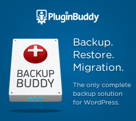 Easily back up your entire WordPress site