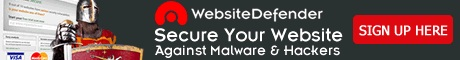 Protect your WordPress site against hackers and malware - click here
