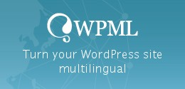 WPML multilingual plugin